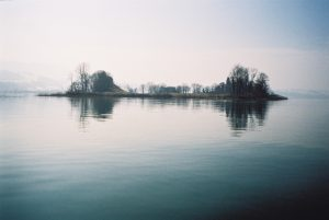 Halbinsel Au