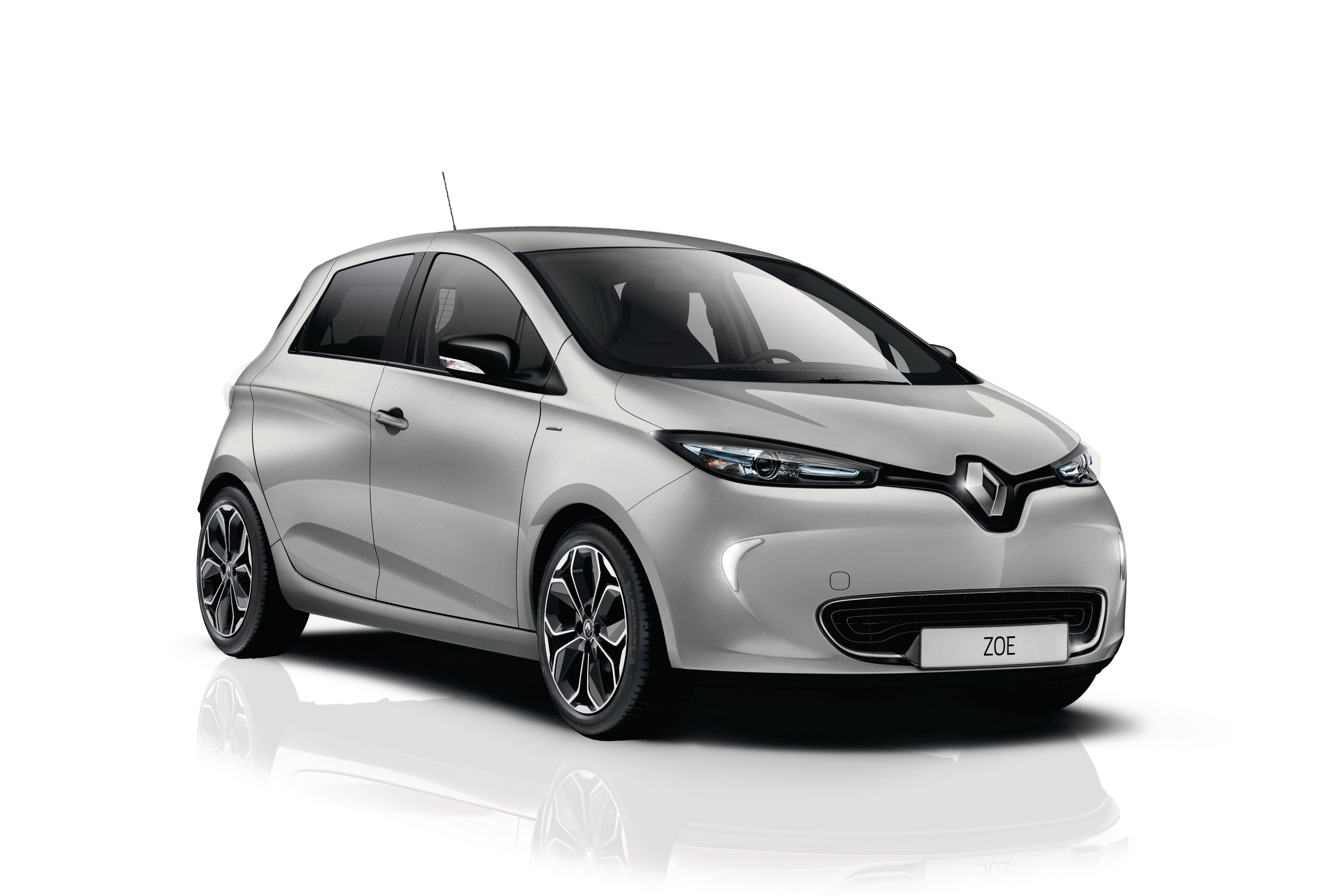 Renault ZOE - Série Limitée ICONIC