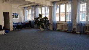 Zentrum für Energiearbeit Raum innen