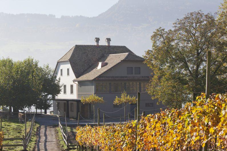 Foto Haus Halbinsel Au