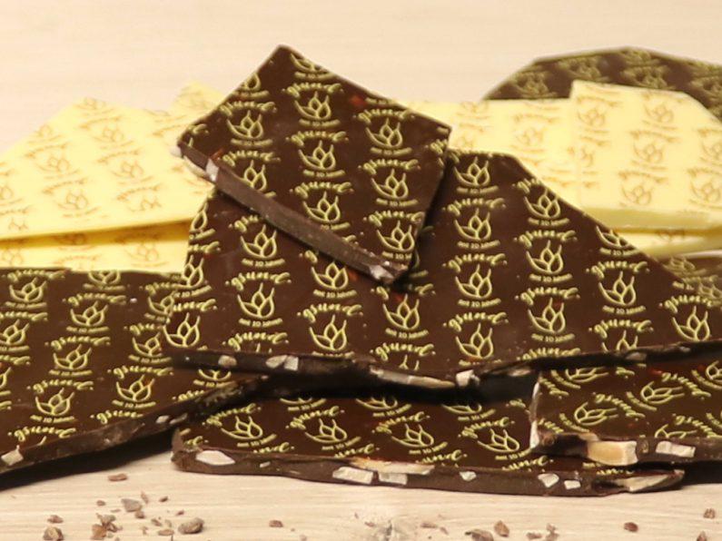 Gnusspur Schokolade