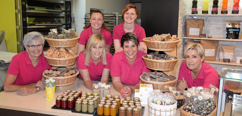 Team Bäckerei Gsund