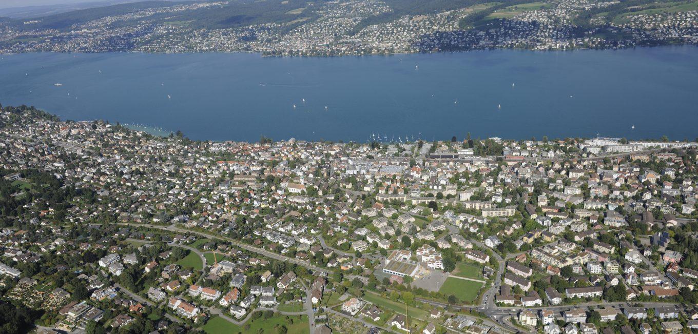Flug Zürichsee
