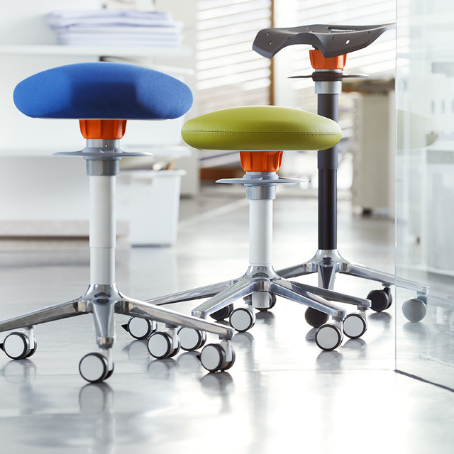 Ergonomische Stühle Büro Adam 2