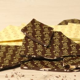 Schokolade dunkel gnusspur