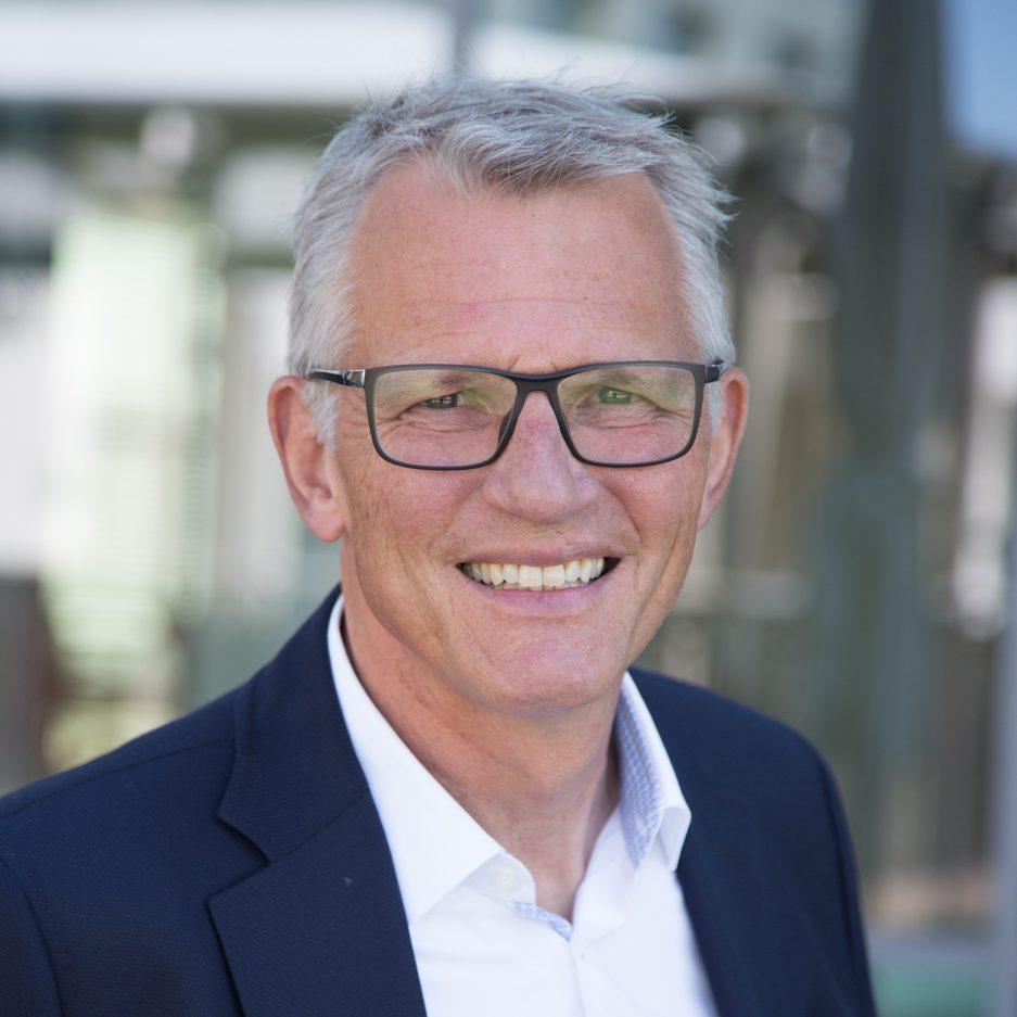 Marc Winet, Präsident Standortförderung ZImmerberg-Sihltal