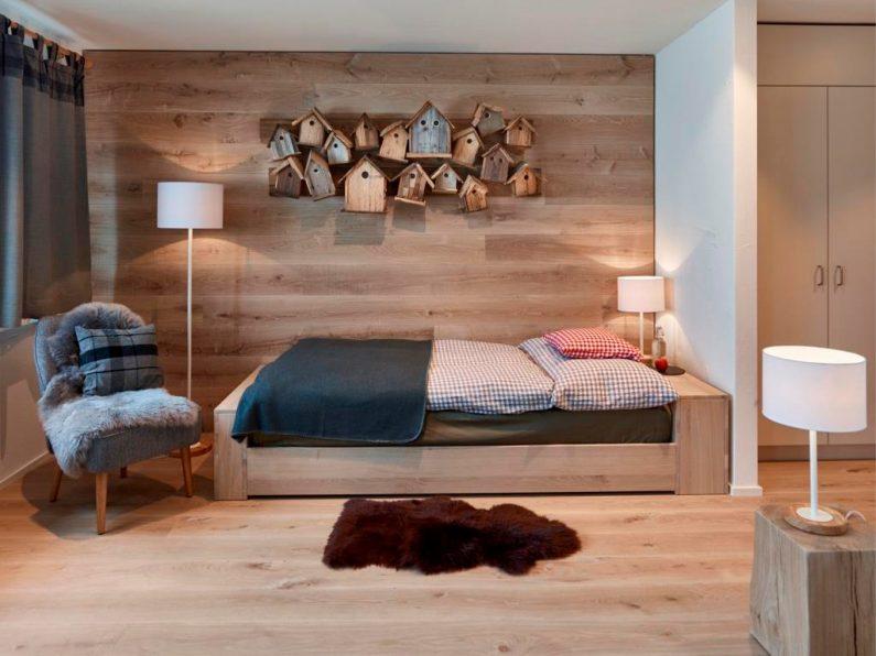 Einzelbett Atzmännig Lodge