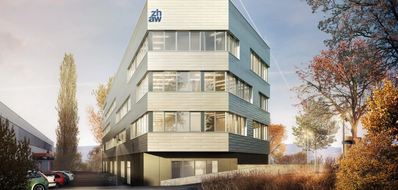 Gebäude ZHAW