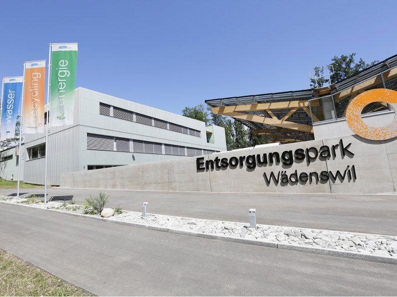 Entsorgungspark Wädenswil