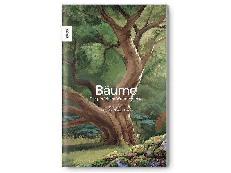 Bäume - Die perfekten Wunderwerke - Rolf Jucker