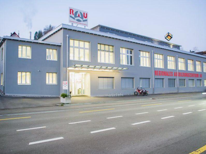 RAU Regionales Ausbildungszentrum AU